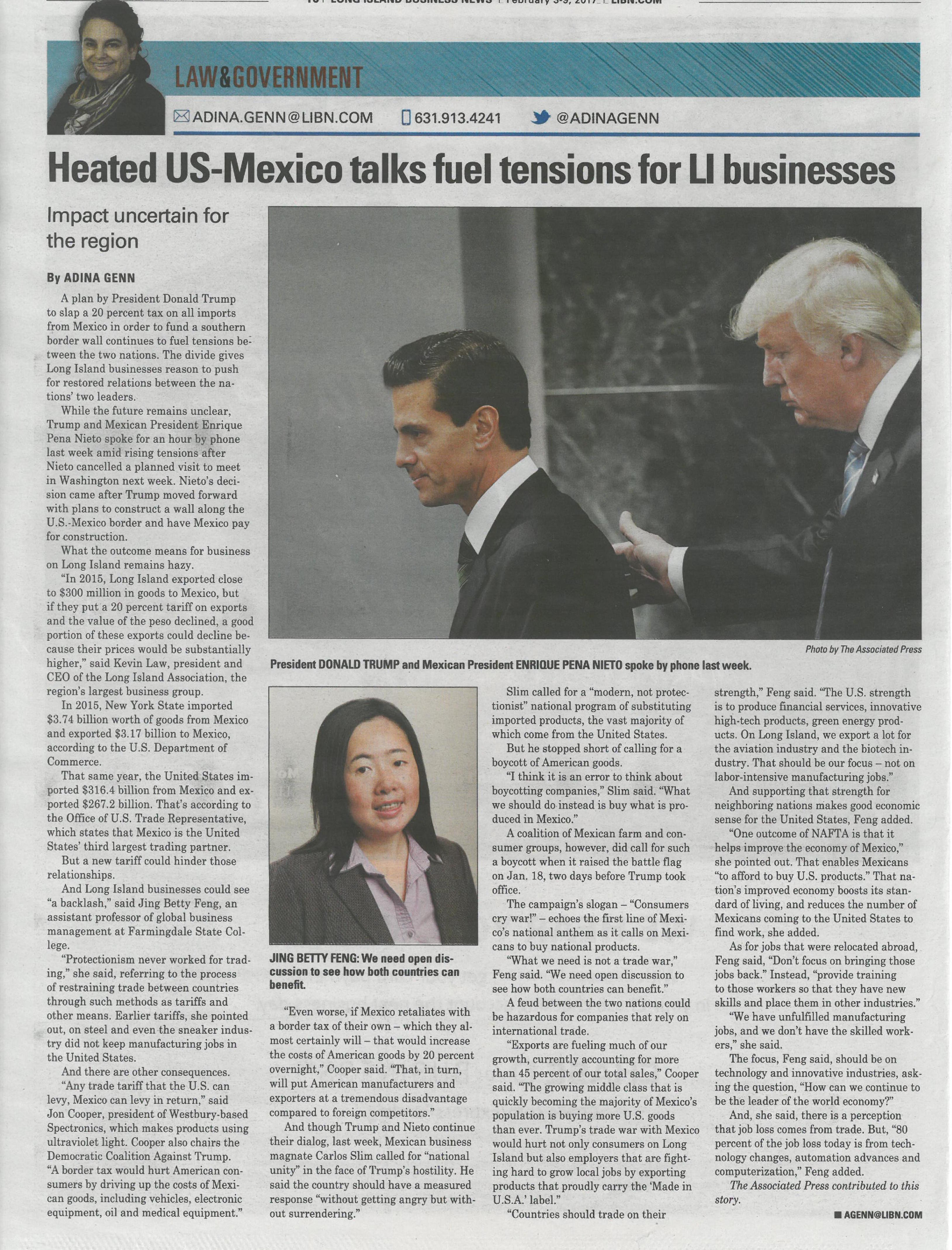 US-Mexico Talks Fuel Tensions for LI Businesses-page-001