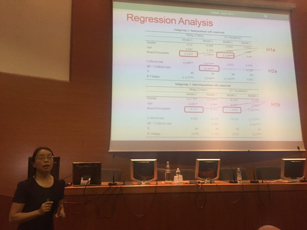 CIMaR Presentation By Dr. Jing Song